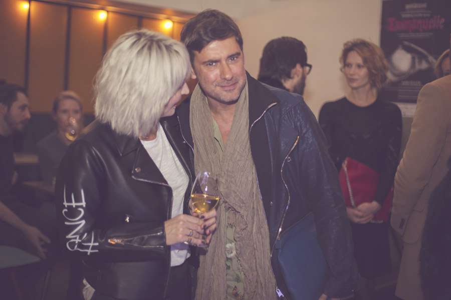 Anna Puślecka i Marcin Tyszka/fot. Agnieszka Taukert dla DYKF