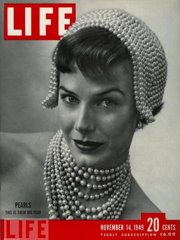 Okładka magazynu Life z roku 1949