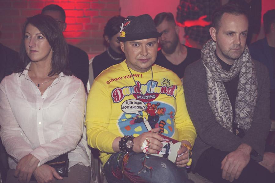 Michał Witkowski i Mateusz Kaczorowski/fot. Agnieszka Taukert dla DYKF