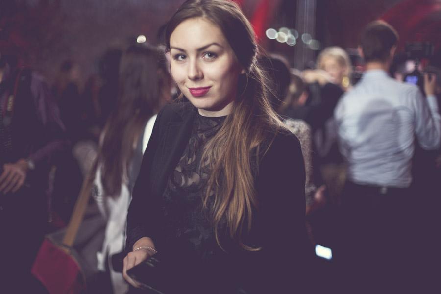 Katarzyna Pyrek, redaktor DYKF/fot. Agnieszka Taukert dla DYKF