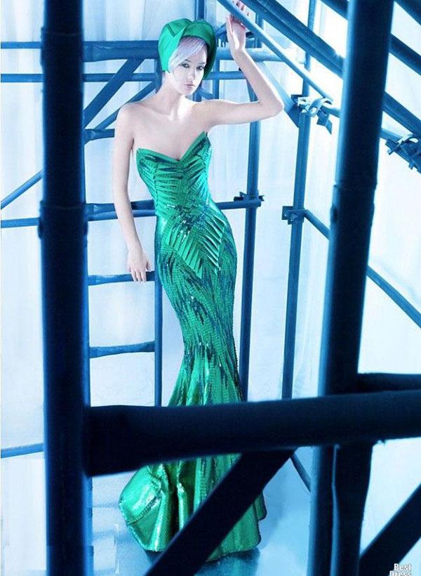 Nikolas Jebran Haute Couture na sezon wiosna-lato 2011