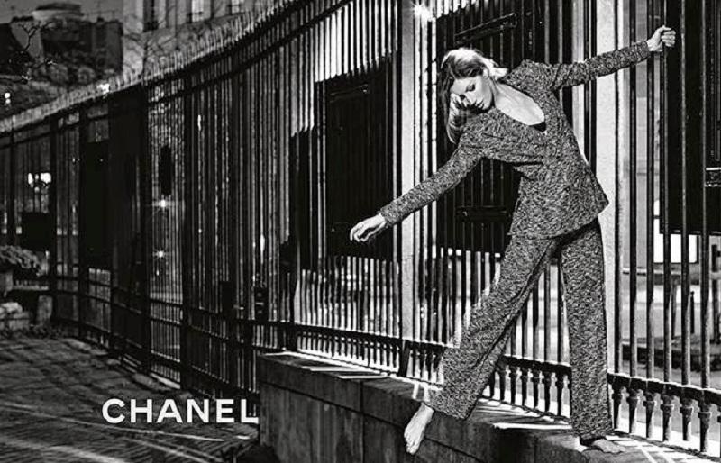 Chanel wiosna-lato 2015