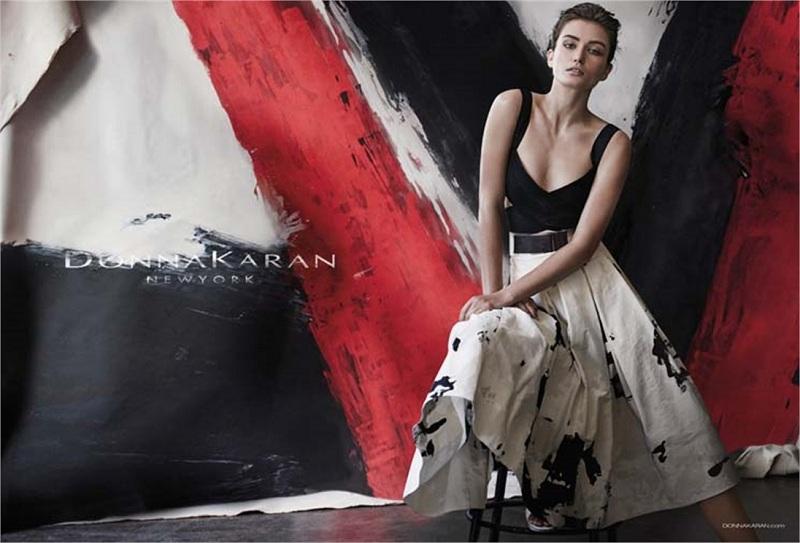 Donna Karan wiosna-lato 2015