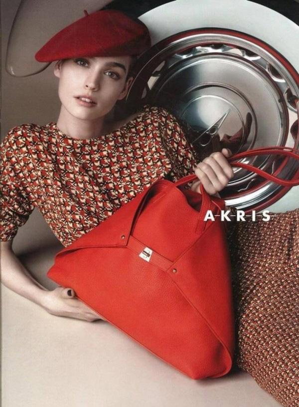 Kampania reklamowa Akris na sezon jesień 2014