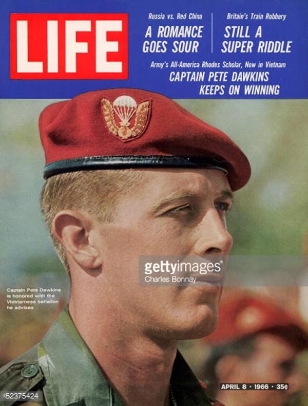 Okładka magazynu Life, 1966 rok