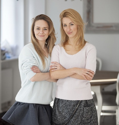 Zuzanna Wachowiak i Blanka Jordan - duet Bizuu/mat. prasowe Bizuu