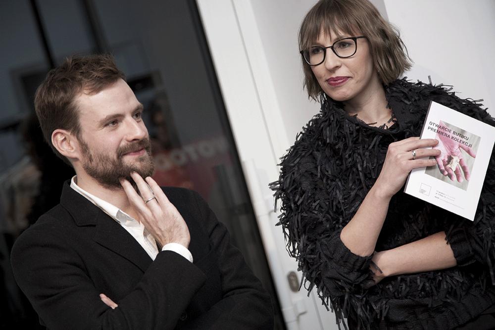 Duet Acephala, czyli Monika Kędziora i Bartek Korzeniowski