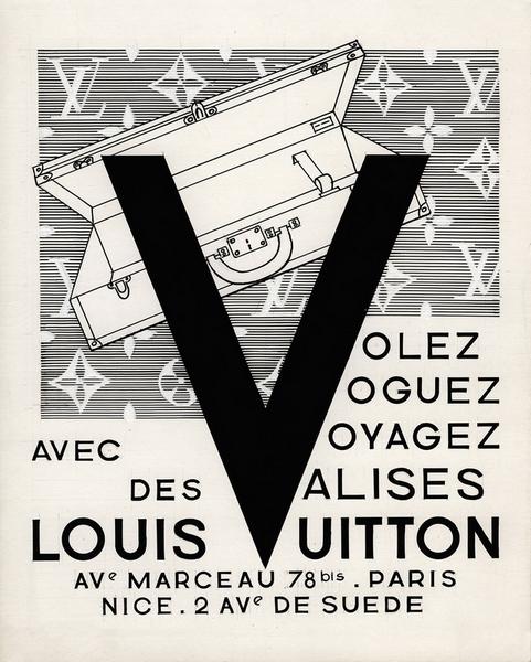 Volez, Voguez, Voyages Louis Vuitton