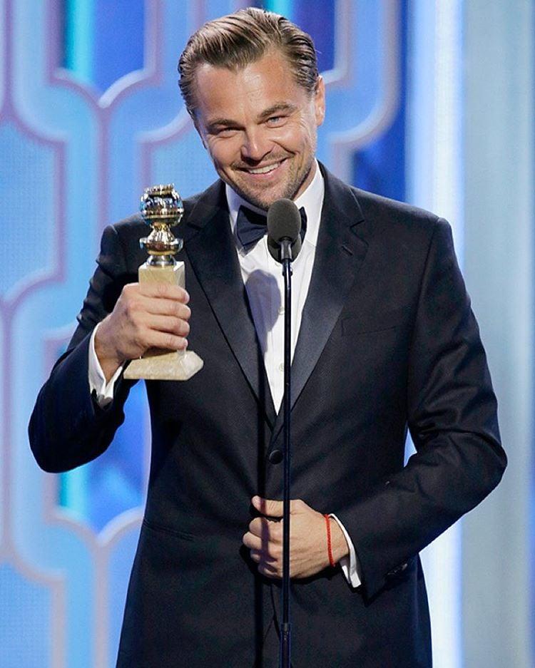 Leonardo DiCaprio/Instagram: @buro247ru