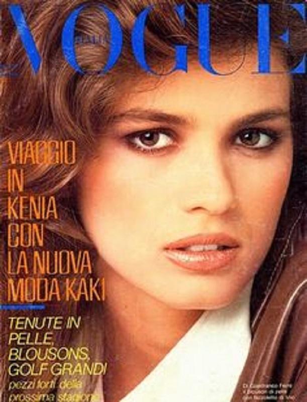 Włoski Vogue luty 1982