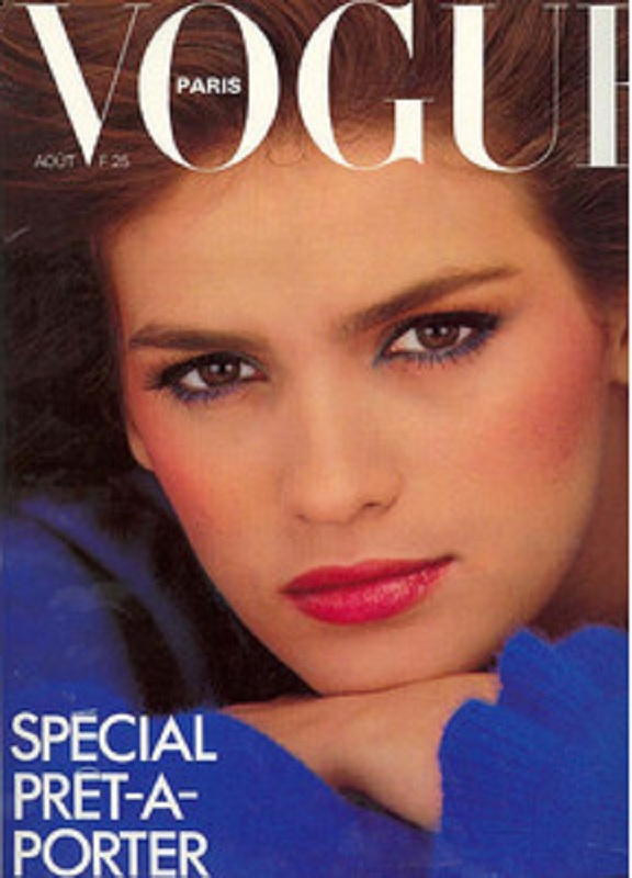 Paryski Vogue maj 1980