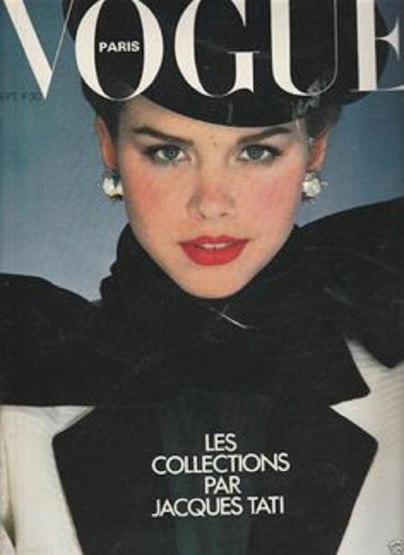 Paryski Vogue wrzesień 1979