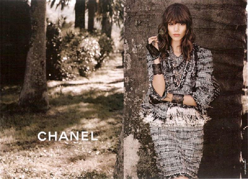 Chanel wiosna-lato 2011