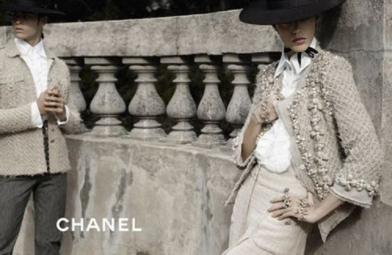 Chanel wiosna-lato 2010