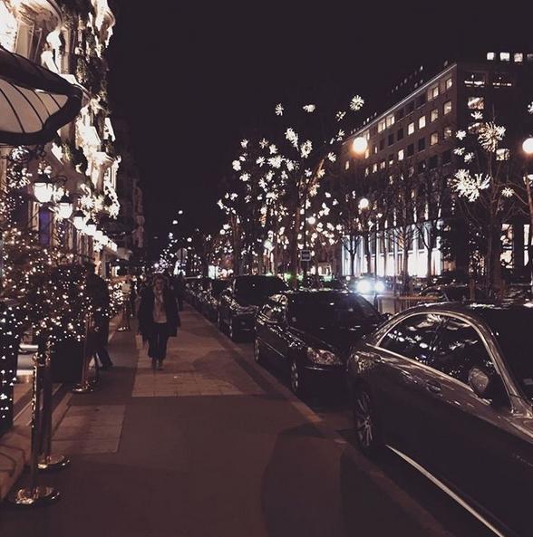 Avenue Montaigne/Instagram: @marii_ecas
