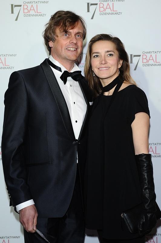 Kamilla Baar Kochańska i Piotr Kochański/fot. MW Media