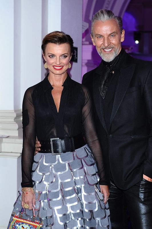 Katarzyna Sokołowska i Robert Kupisz/fot. MW Media