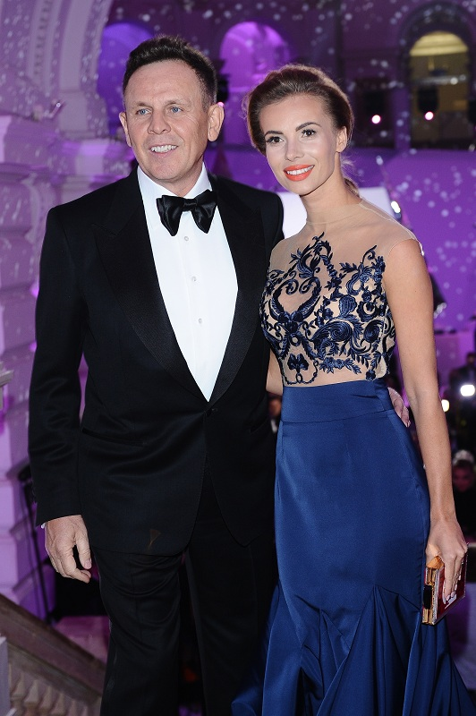 Izabela Janachowska i Krzysztof Jabłoński/fot. MW Media
