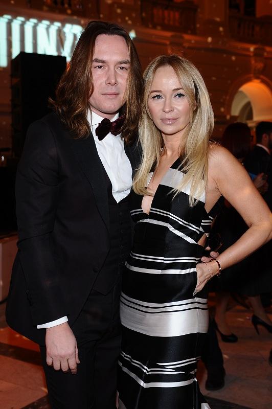 Tomasz Ossoliński i Joanna Przetakiewicz/fot. MW Media