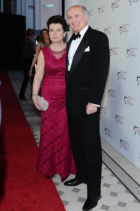 Hanna Gronkiewicz - Waltz z mężem/fot. MW Media