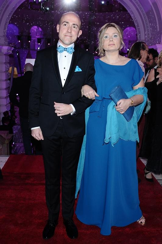 Borys Budka z żoną/fot. MW Media