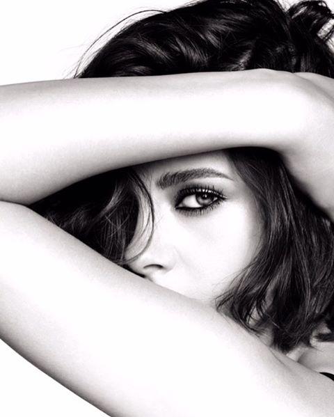Kristen Stewart na zdjęciu zapowiadającym kampanię/Instagram: @buro247australia