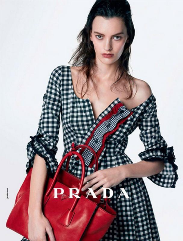 Kampania reklamowa domu mody Prada na sezon jesień 2013