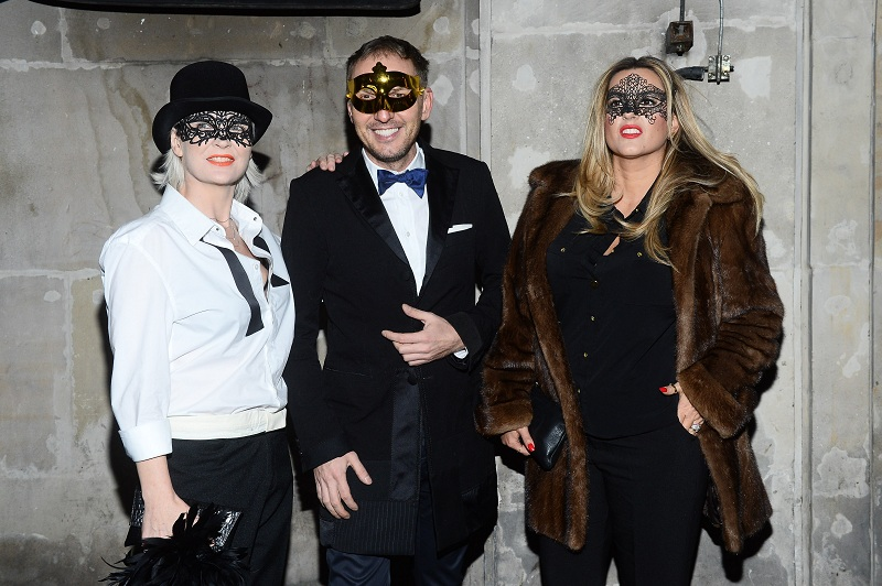 Anna Puślecka, Krzysztof Gojdź i Karolina Szostak/fot. MW Media