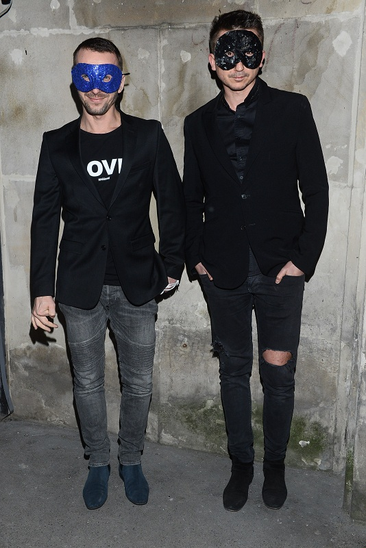 Mariusz Brzozowski i Marcin Paprocki/fot. MW Media
