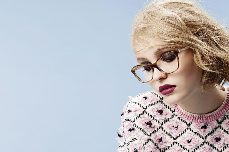 Lily-Rose Depp w kampanii Chanel