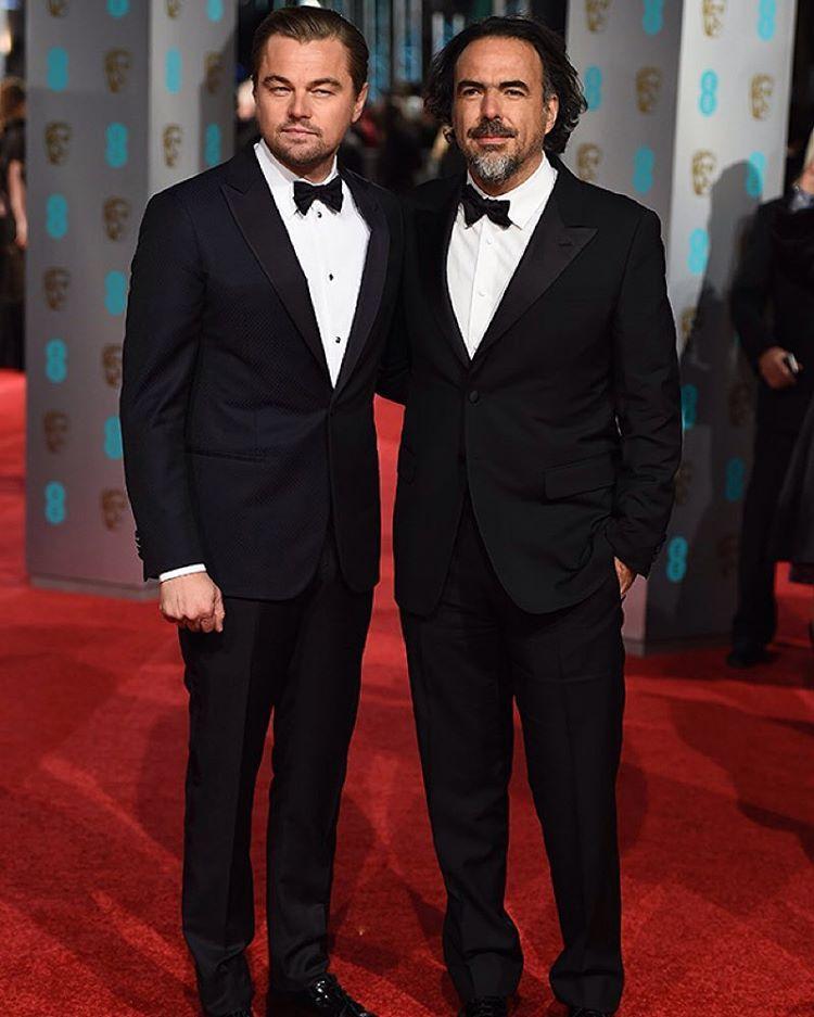 Leonardo DiCaprio i Alejandro Gonzalez/Instagram: @buro247ru