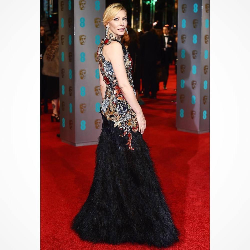Cate Blanchett/Instagram: @wwd