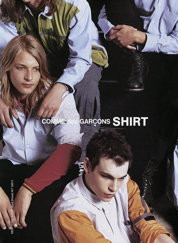 Kampania Comme des Garçons Shirt SS12