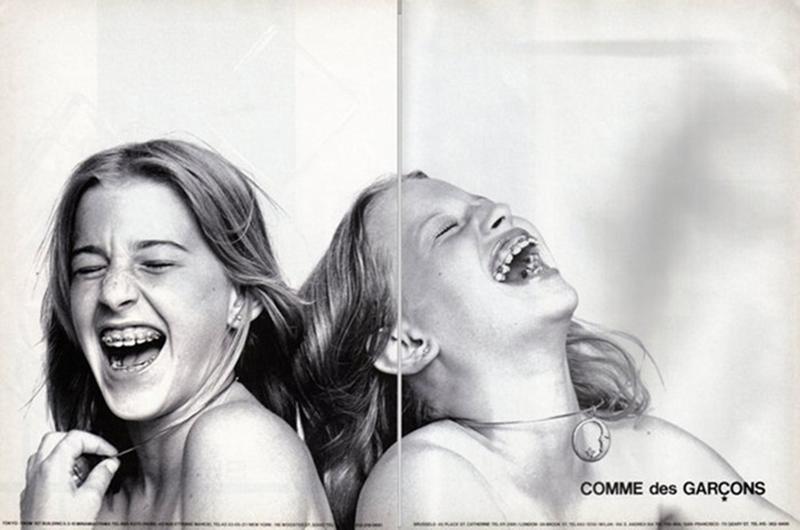 Kampania Comme des Garçons AW88