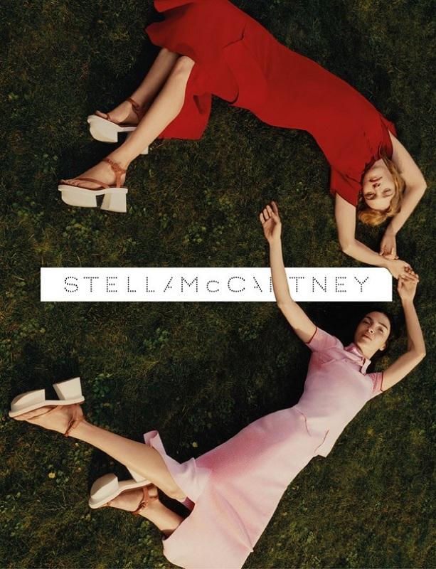 Stella McCartney wiosna-lato 2016