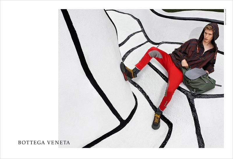 Bottega Veneta wiosna-lato 2016