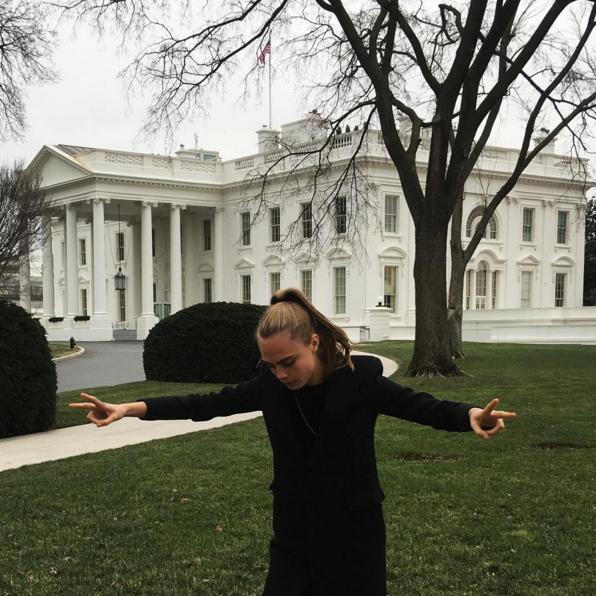 Cara Delevingne/Instagram @caradelevingne