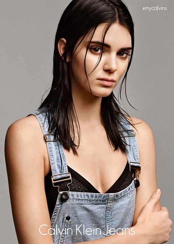 Kendall Jenner dla Calvina Kleina