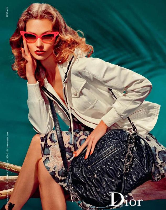 Karlie Kloss dla Diora