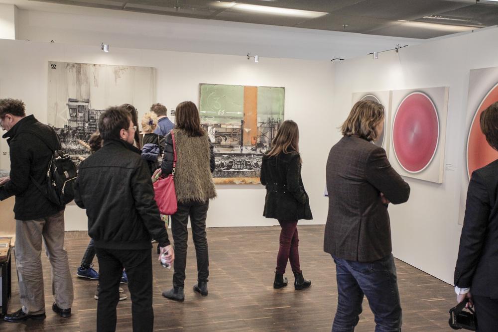 IAF2016 Warsaw wystawa-fot. materiały prasowe Art Fair