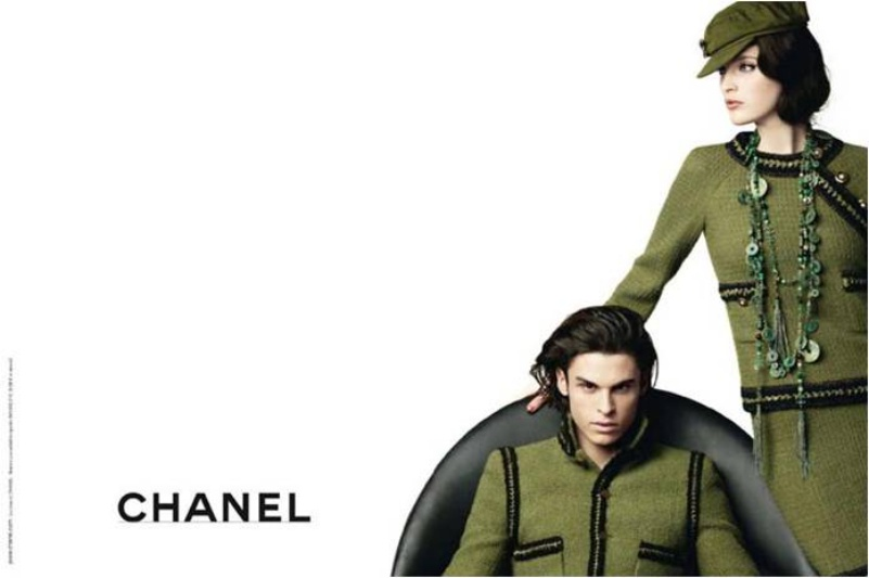 fot. Chanel pre-fall 2010