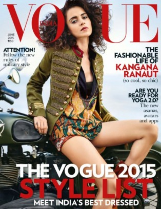 Vogue India czerwiec 2015