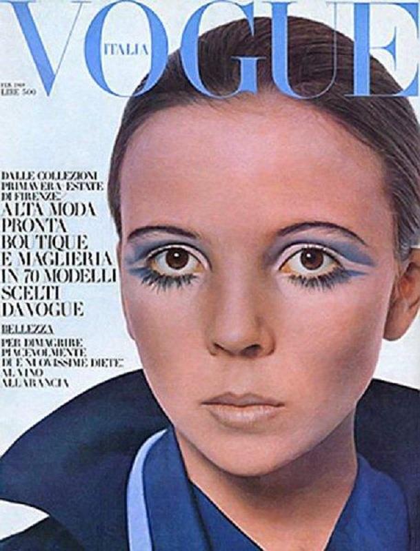Vogue Italy - luty 1969