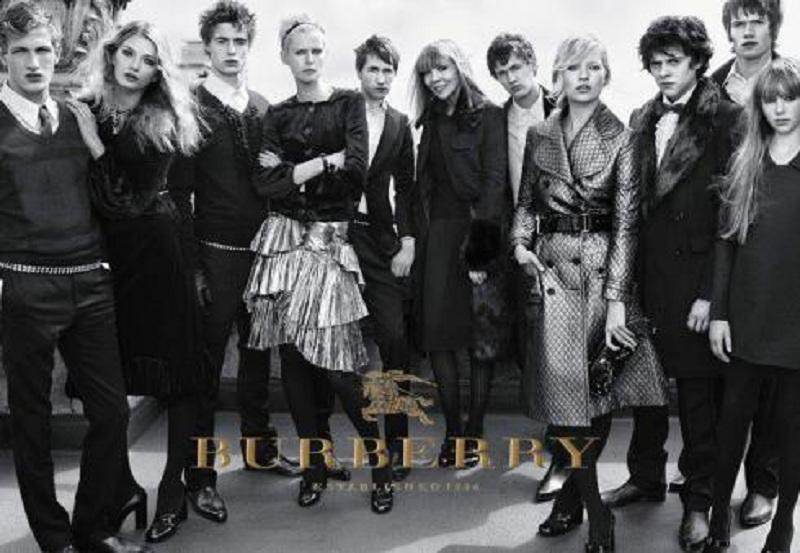 Kampania Burberry 2006 rok