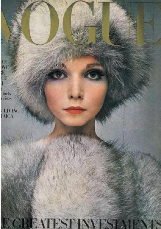 Vogue UK - październik 1968