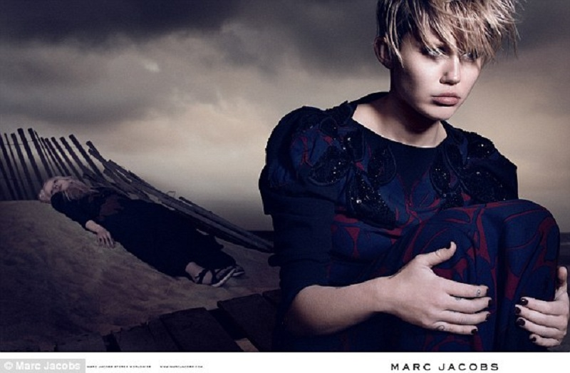 Marc Jacobs wiosna 2014
