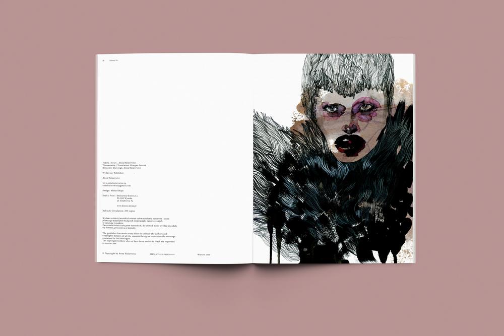 "Ilustracja z katalogu ""Tribute to..."""