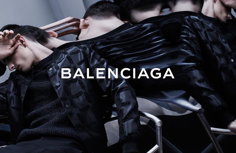 Balenciaga Men's wiosna-lato 2014