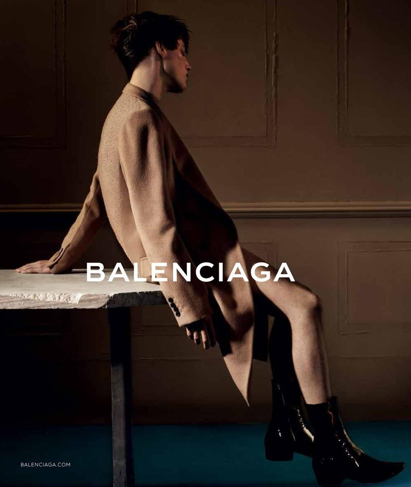 Balenciaga Men's jesień-zima 2013