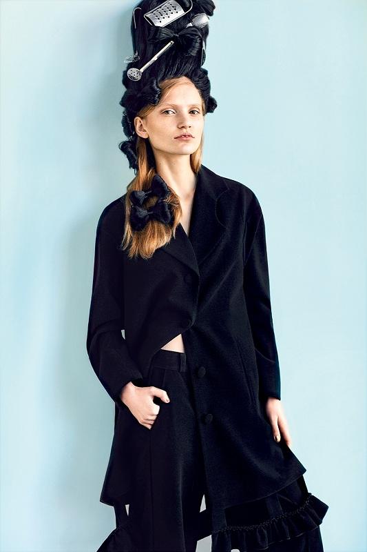 Lookbook kolekcji Femme Maison/fot. Małgorzata Turczyńska